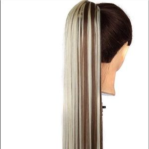 BRAND NEW OMBRÉ JAW CLIP PONYTAIL EXTENSION